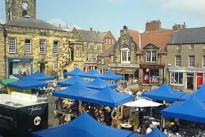 Alnwick Farmers' Market @ Alnwick Market | Alnwick | United Kingdom