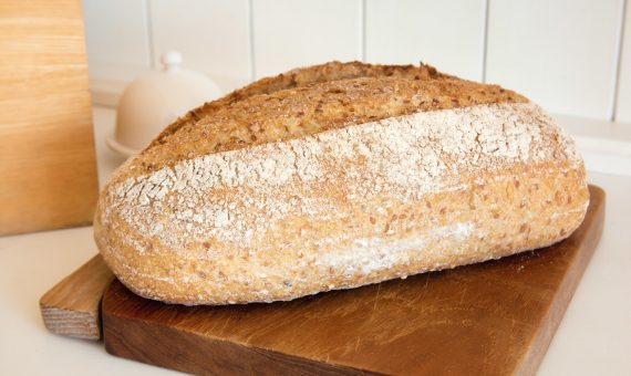 Five Grain Levain